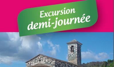 Excursion Vieux villages du Nebio 1/2 journée : le lundi