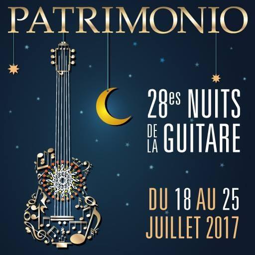 Comment se rendre à Patrimonio aux Nuits de la Guitare