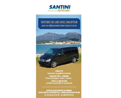 Voitures de luxe avec chauffeur : le flyer infos et tarifs