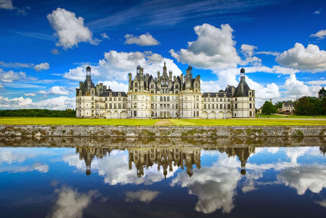 Le Val de Loire et ses châteaux Circuit 8 jours 7 nuits : 21 au 28 Avril 2018