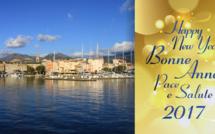 Pace è Salute - Happy New Year - Bonne année 2017