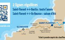 Horaires Ligne Saint Florent Bastia - Saint Florent Ile Rousse 2017 : téléchargez la dernière version !