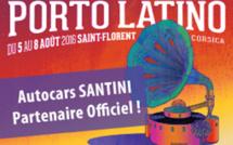 Navettes Festival Porto Latino Saint Florent Bastia