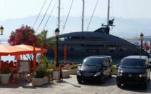 Voitures avec chauffeur pour vos déplacements dans toute la Corse